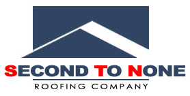 Second To None Roofing Logo